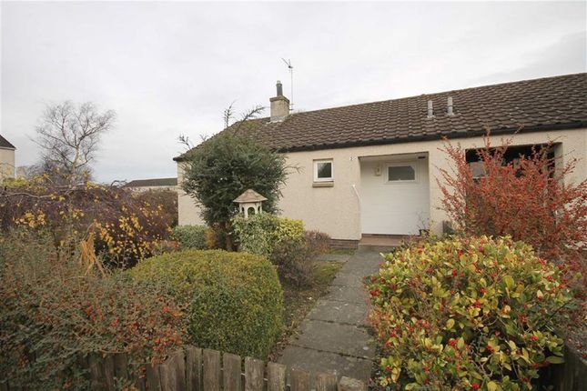 Thumbnail Semi-detached bungalow for sale in Milne Road, Fochabers