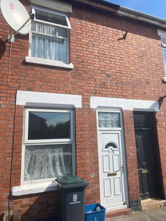 Thumbnail Terraced house for sale in Oldfield Street, Stoke-On-Trent