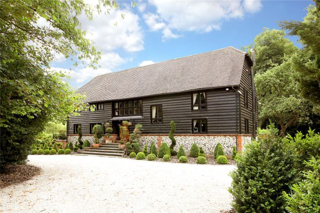 Thumbnail Detached house for sale in Bowstridge Lane, Chalfont St. Giles, Buckinghamshire