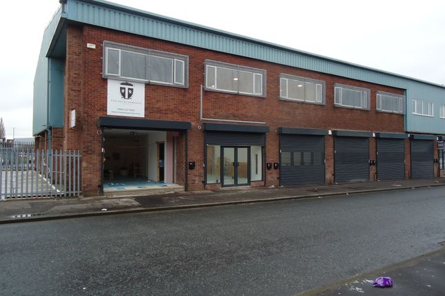 Thumbnail Land to rent in Sherborne Street, Manchester