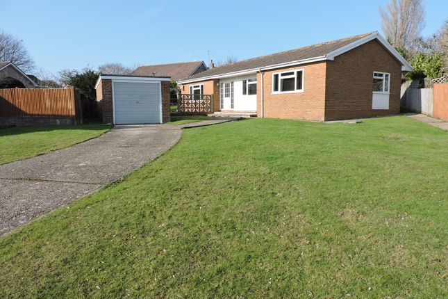 Thumbnail Detached bungalow for sale in Woodland Avenue, Eastbourne