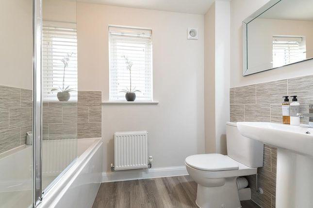 "Family Bathroom of ""Warwick"" at ""Warwick"" At Bearscroft Lane, London Road, Godmanchester, Huntingdon PE29"