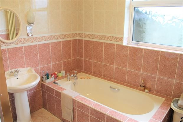 Bathroom of High Stoop, Tow Law, County Durham. DL13