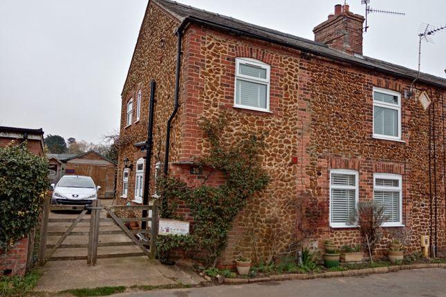 4 bed end terrace house for sale in Park Lane, Snettisham, King's Lynn PE31