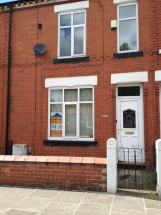 Thumbnail Terraced house to rent in Ash Road, Denton, Manchester