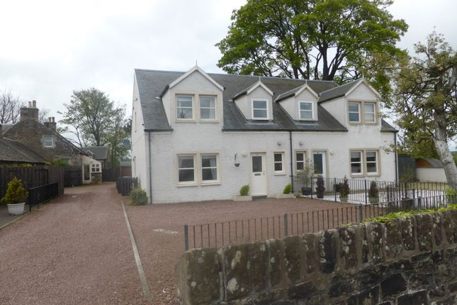 Thumbnail Semi-detached house to rent in Braxfield Road, Lanark, Lanarkshire