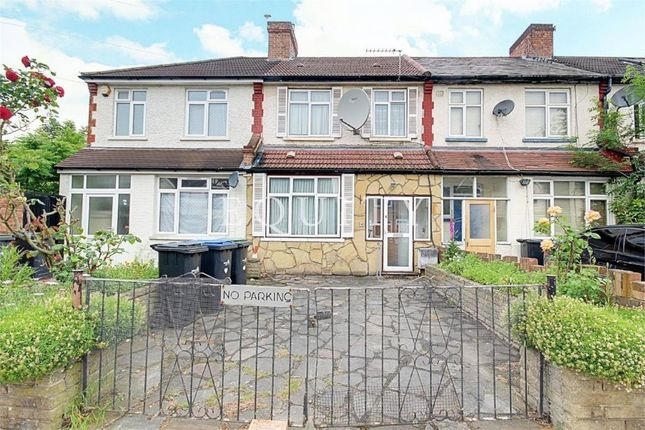 Thumbnail Terraced house for sale in Westmoor Road, Enfield