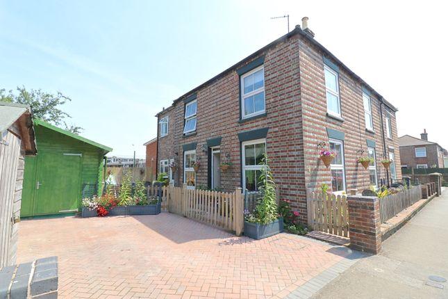 Thumbnail Semi-detached house for sale in London Road, Hailsham