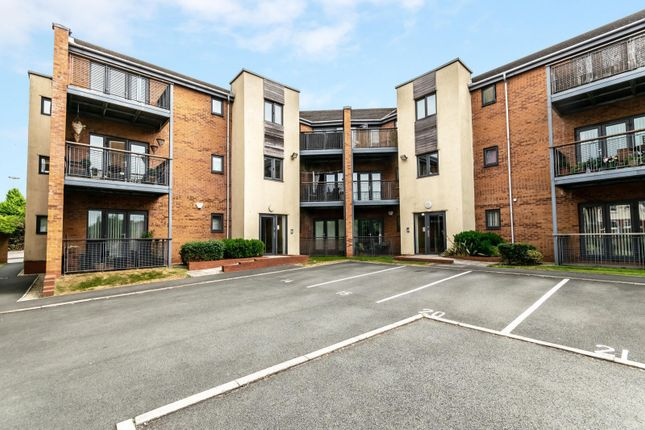 Thumbnail Flat for sale in Arbour Walk, Helsby, Frodsham