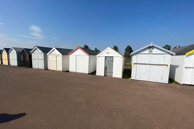Thumbnail Leisure/hospitality for sale in Unit, Beach Hut, 469, The Promenade, Shoeburyness