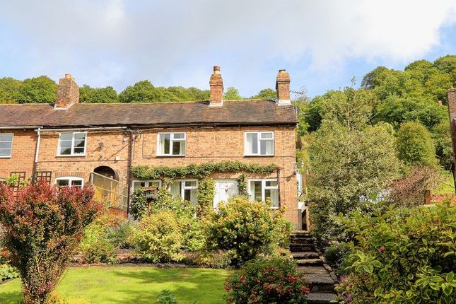 Thumbnail Cottage for sale in Wellington Road, Coalbrookdale, Telford