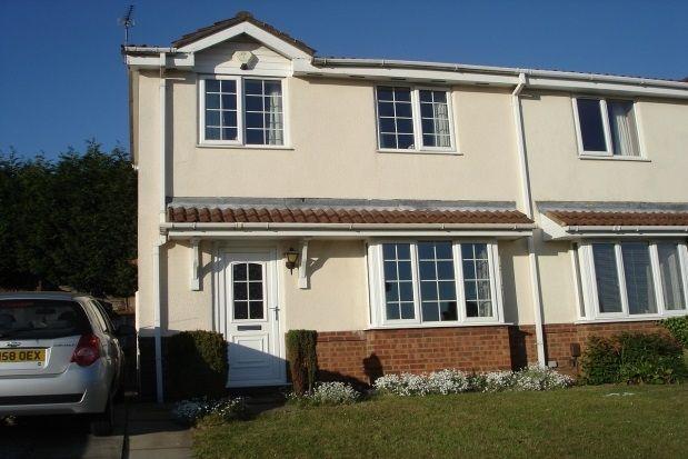 Thumbnail Property to rent in Danebridge Crescent, Oakwood, Derby