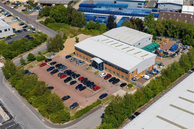 Thumbnail Office for sale in Royston Business Park, Greenfield, Royston, Hertfordshire