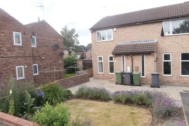 Thumbnail Semi-detached house to rent in Hinton Avenue, York