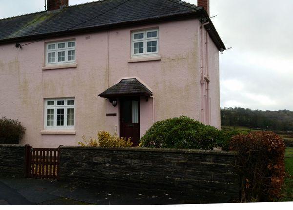 Thumbnail Semi-detached house to rent in Heol Y Dderwen, Pontwelly, Llandysul, Ceredigion, West Wales