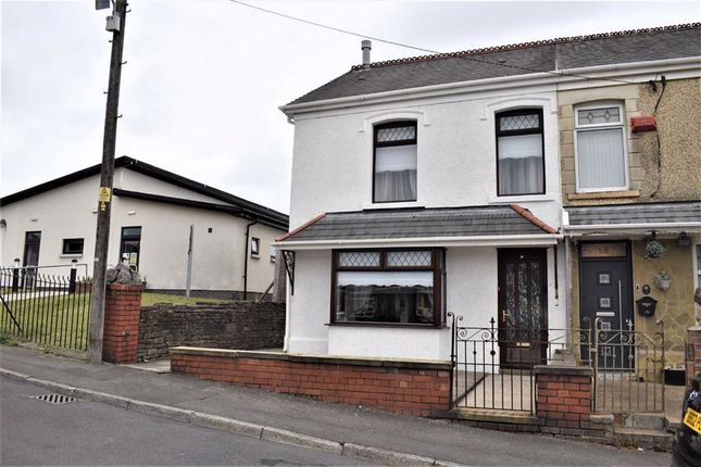 3 bed semi-detached house for sale in Compton Road, Skewen, Neath SA10