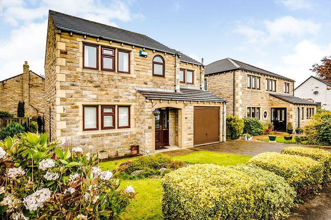 Thumbnail Detached house for sale in Netherton Moor Road, Netherton, Huddersfield, West Yorkshire