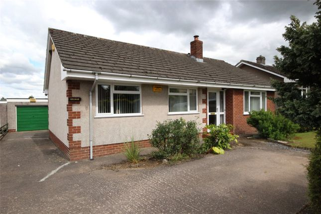 Thumbnail Detached bungalow for sale in Gillmar, Low Row, Brampton, Cumbria