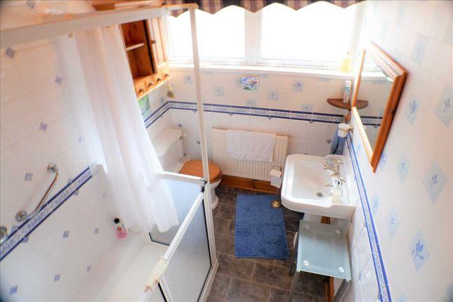 Shower Room of Crud Yr Awel, Station Street, Treorchy CF42