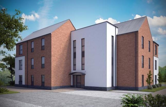 Thumbnail Flat for sale in Belgrave Riverside, 108B Ross Walk, Leicester