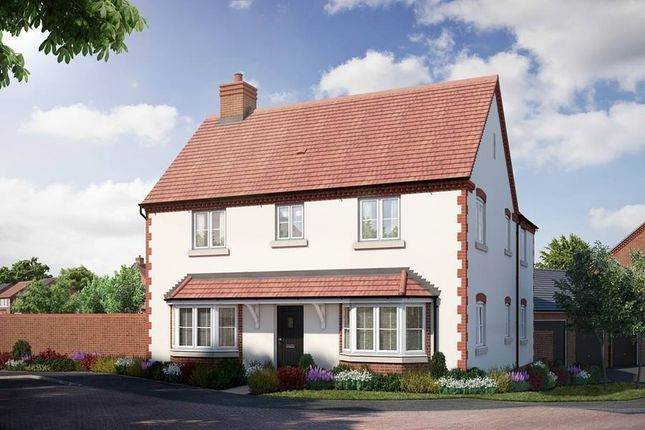 """Thumbnail Detached house for sale in """"The Halford - Showhome Sale & Leaseback"""" at Kiln Lane, Leigh Sinton, Malvern"""