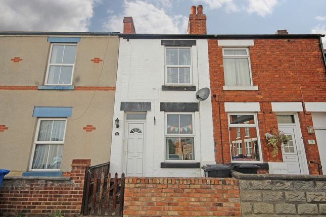 Thumbnail Terraced house to rent in Harrington Road, Littleover, Derby, Derbyshire