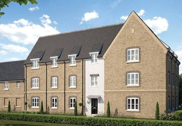Thumbnail Flat for sale in St James' Park, Cam Drive, Ely, Cambridgeshire