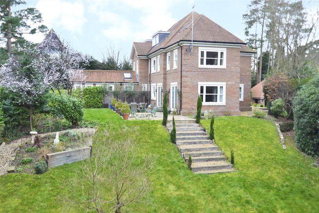 Thumbnail End terrace house for sale in Old Avenue, Weybridge, Surrey