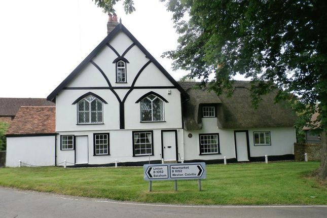 Thumbnail Property to rent in Bull Lane Corner, West Wratting, Cambridge