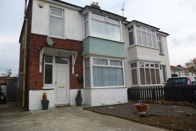 Thumbnail Property to rent in Battenburg Avenue, Portsmouth