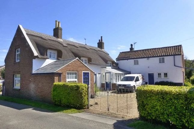 Thumbnail Detached house for sale in Mill Road, Hemsby, Great Yarmouth