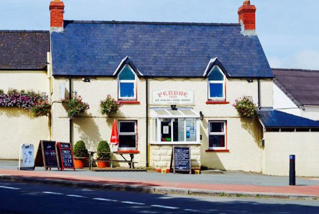 Thumbnail Pub/bar for sale in High Street, Fishguard
