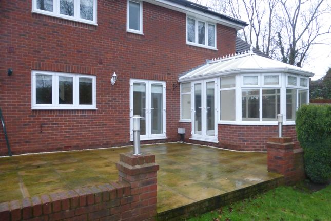 Thumbnail Detached house to rent in Asbury Walk, Great Barr, Birmingham