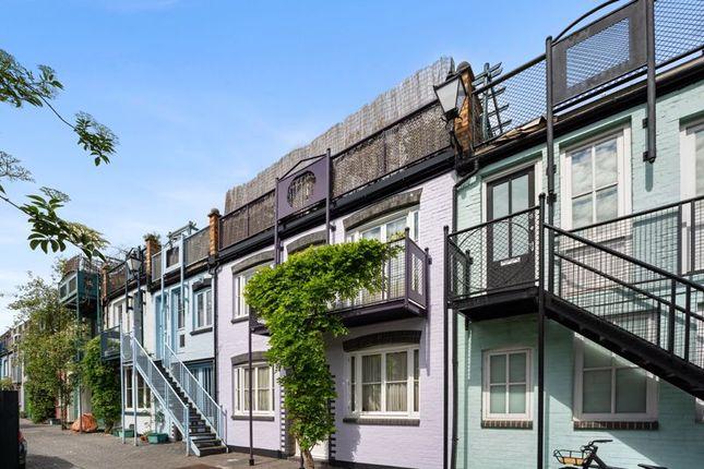 Thumbnail Mews house for sale in Marlborough Yard, London