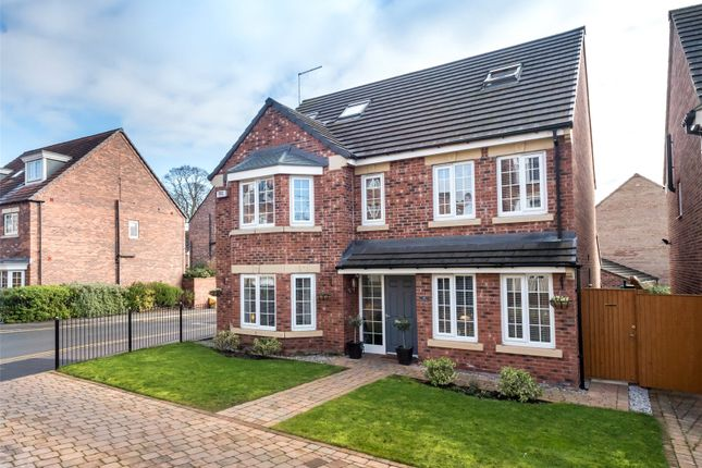 Thumbnail Detached house for sale in Principal Rise, Dringhouses, York