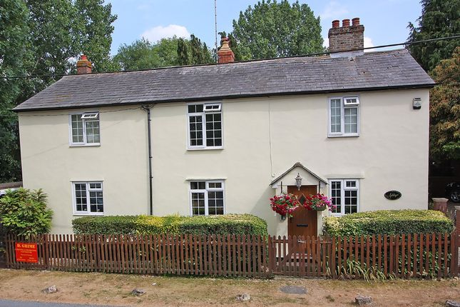 Thumbnail Detached house for sale in The Street, Bradwell Village