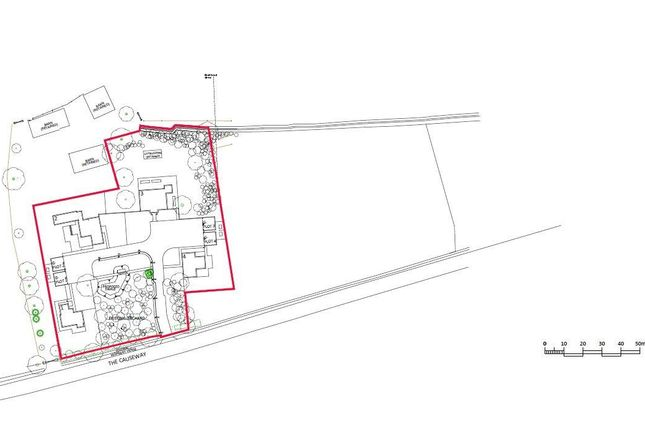 Thumbnail Land for sale in The Causeway, Thorney, Peterborough