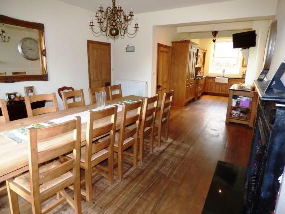 Kitchen Diner of Diglee Road, Furness Vale, High Peak, Derbyshire SK23