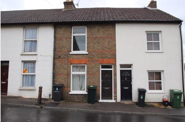 Thumbnail Shared accommodation to rent in Thornhill Place, Maidstone