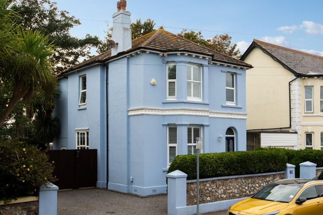 Thumbnail Detached house for sale in Madeira Avenue, Worthing