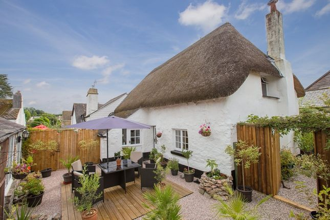Thumbnail Cottage For Sale In North Street Ipplepen Newton Abbot