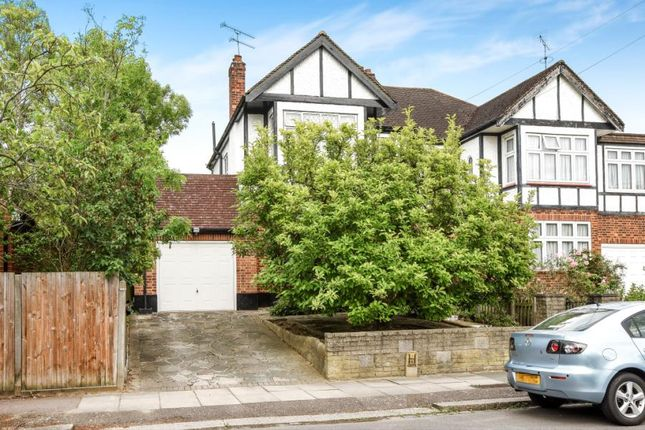 3 bed semi-detached house for sale in Fernside Avenue, Mill Hill