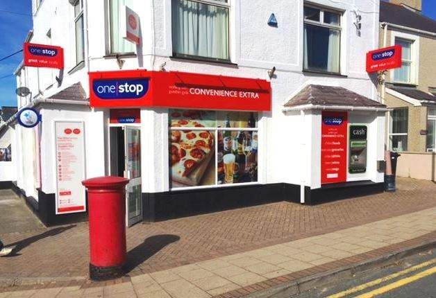 Thumbnail Retail premises for sale in Station Road, Rhosneigr