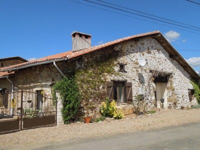 3 bed property for sale in Le-Lindois, Charente, France
