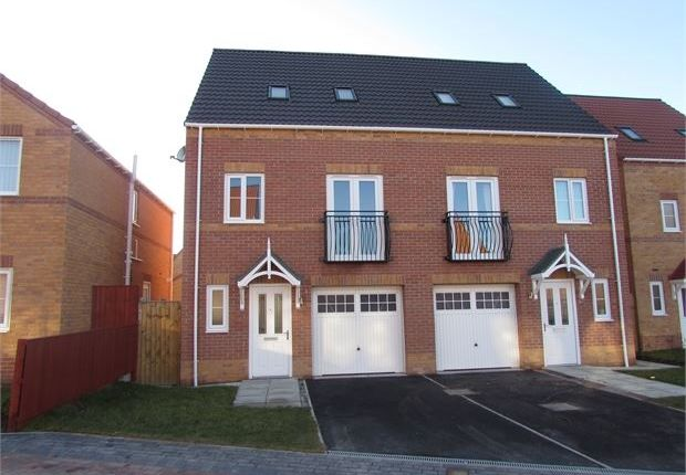 Thumbnail Semi-detached house to rent in Comrades Place, Goldthorpe