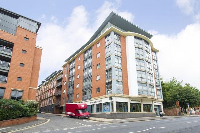 Thumbnail Flat to rent in Lexington Place, Plumptre Street, The Lace Market, Nottingham