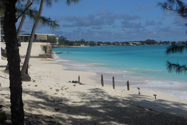 Thumbnail Land for sale in South Coast Beach Front Land For Development/Investment, Maxwell, Christ Church, Barbados