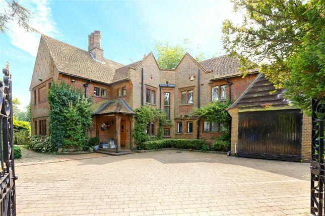 Thumbnail Detached house for sale in Ledborough Lane, Beaconsfield, Buckinghamshire
