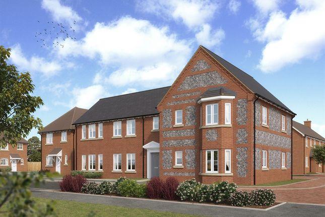 "Thumbnail Flat for sale in ""Roman House"" at Salisbury Road, Downton, Salisbury"