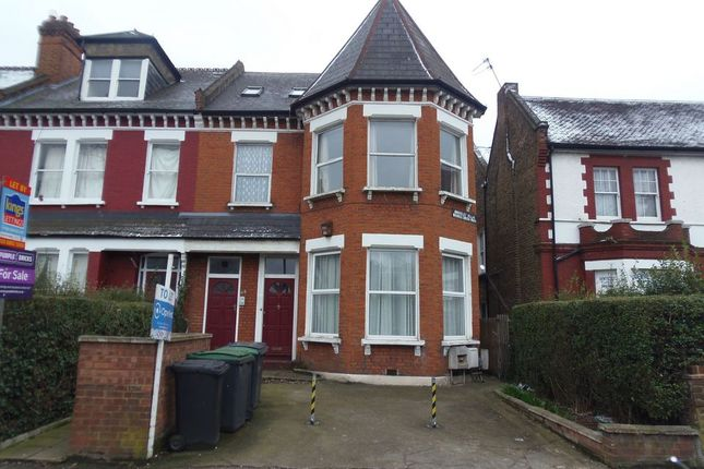 Thumbnail Flat for sale in Bounds Green Road, London